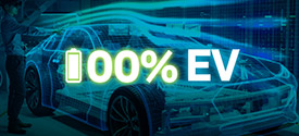 Hexagon announces 100%EV initiative to accelerate electric vehicle development